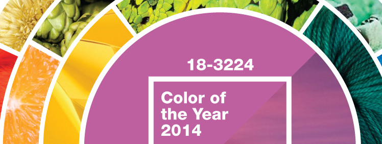 How to Use the Pantone Color of the Year, 2014, to Your Advantage