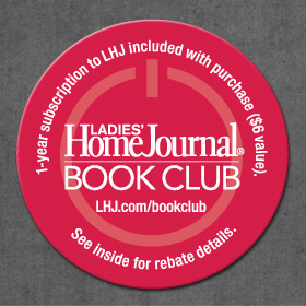 Ladies Home Journal Book Club Label
